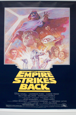 My Quest to Collect the Star Wars Poster Killian Checklist